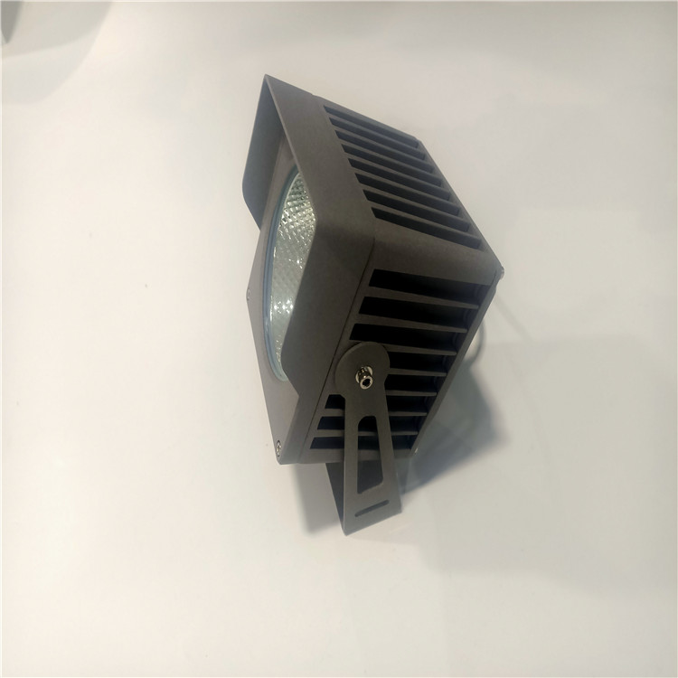 宾凯照明 防水投光灯 LED灰色防水投光灯 生产批发