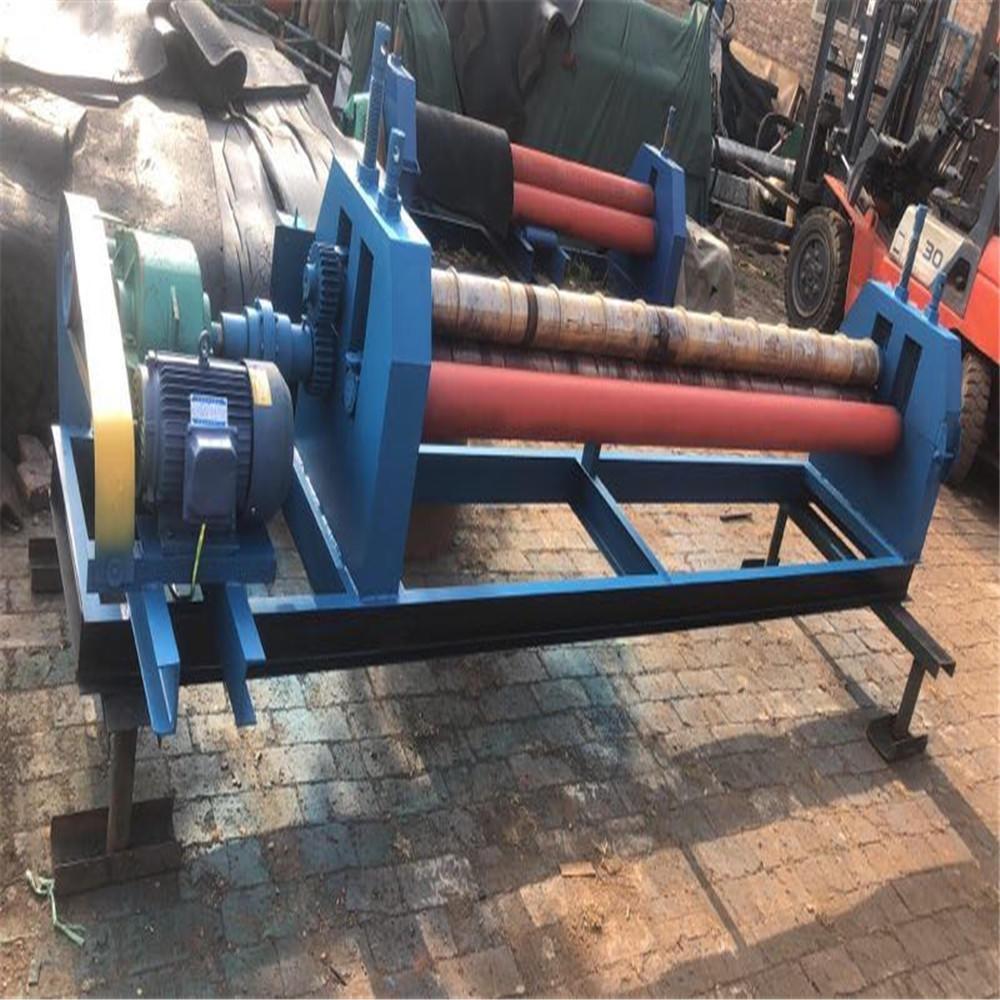 卷圓機 廠家 卷圓壓筋一體機 偏三星加強筋卷圓機 可訂做全自動卷圓機三虎機械