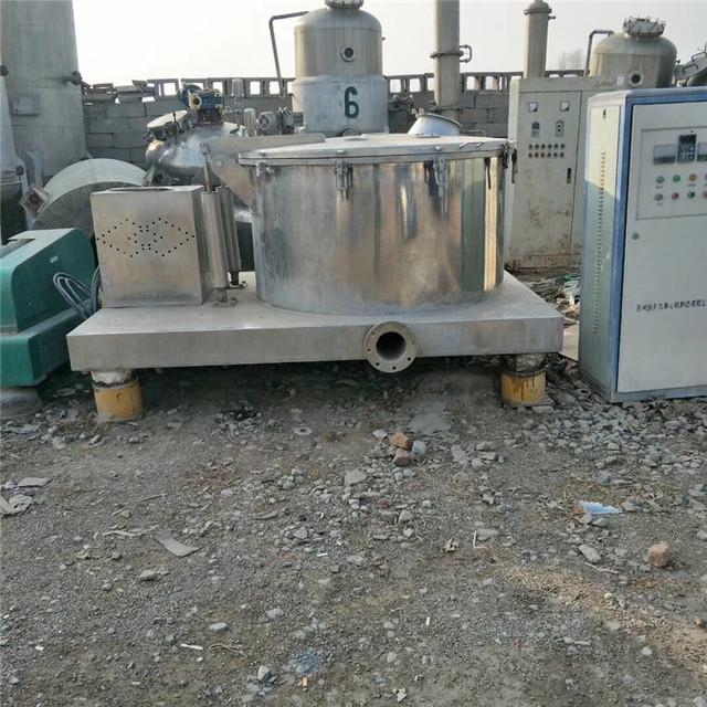 風馳低價處理二手離心機 二手平板離心機 下卸料離心機 污泥處理設備VT4-9