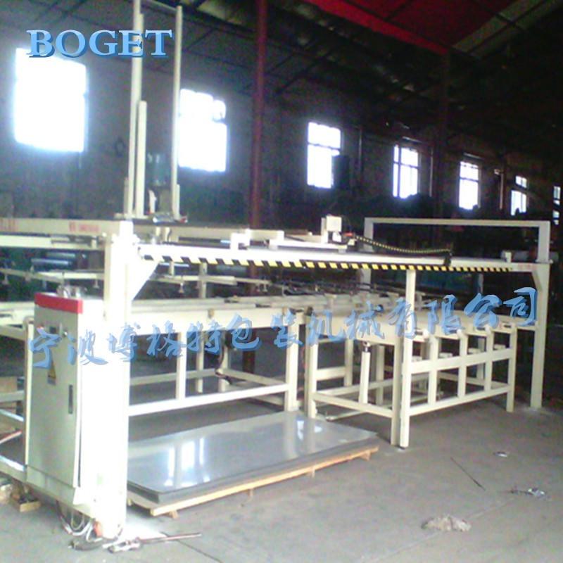博格特BGT-M 厂家订制全自动板材码垛机,钛板移动吸盘码垛机,全自动桁架码垛机