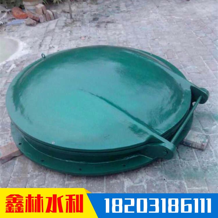 鑄鐵拍門廠家 HY-520浮箱式拍門 鑄鐵防潮門 鑫林 耐腐蝕性強