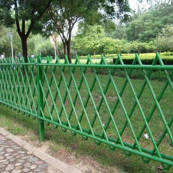 森都护栏厂 仿竹子护栏 仿竹围栏 仿竹护栏图片 仿竹护栏厂家
