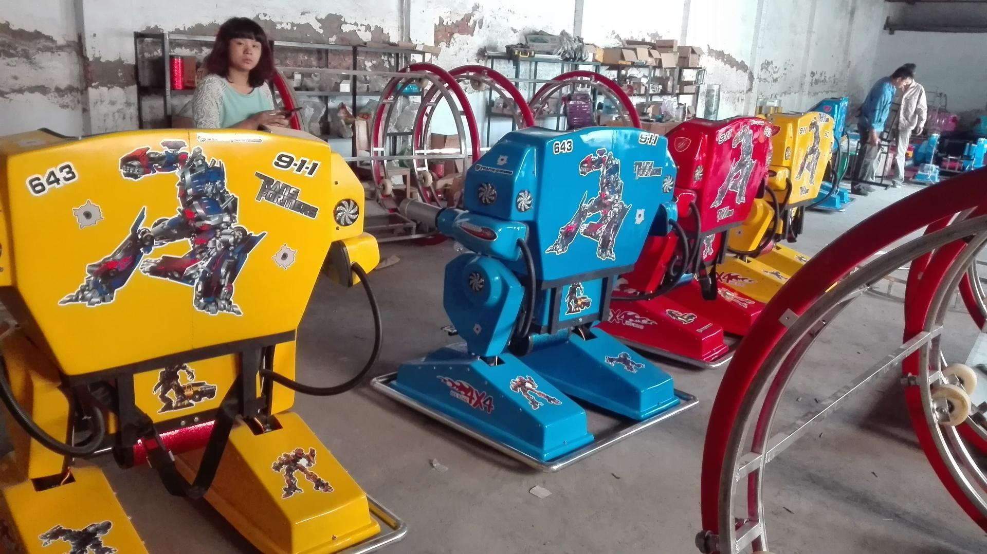 2020厂家直销现货供应广场游乐战火金刚销售火爆儿童战火金刚机器人示例图14