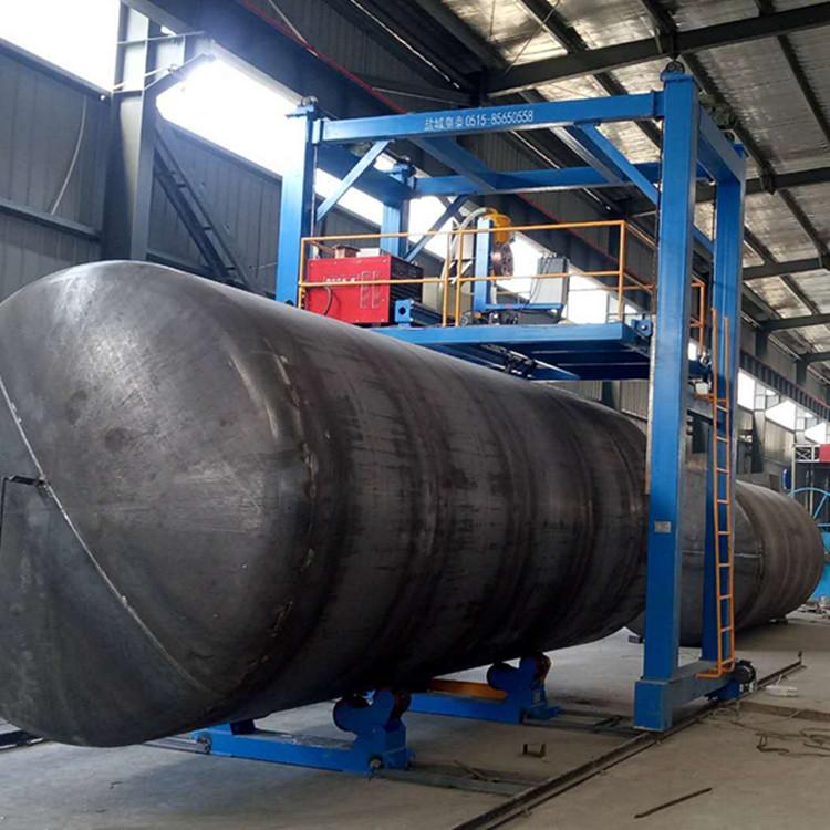 5050型焊接操作机东台厂家 现货直销盐城环保产业园十字焊接架示例图4