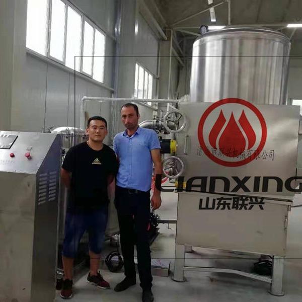 联兴果蔬脆片真空油炸机产量高 秋葵脆香菇脆低温脱水设备