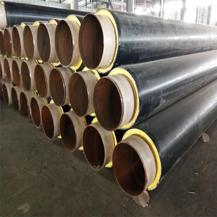 匯都廠家供應 鋼套鋼聚氨酯保溫管 預制直埋聚氨酯保溫鋼管 型號齊全