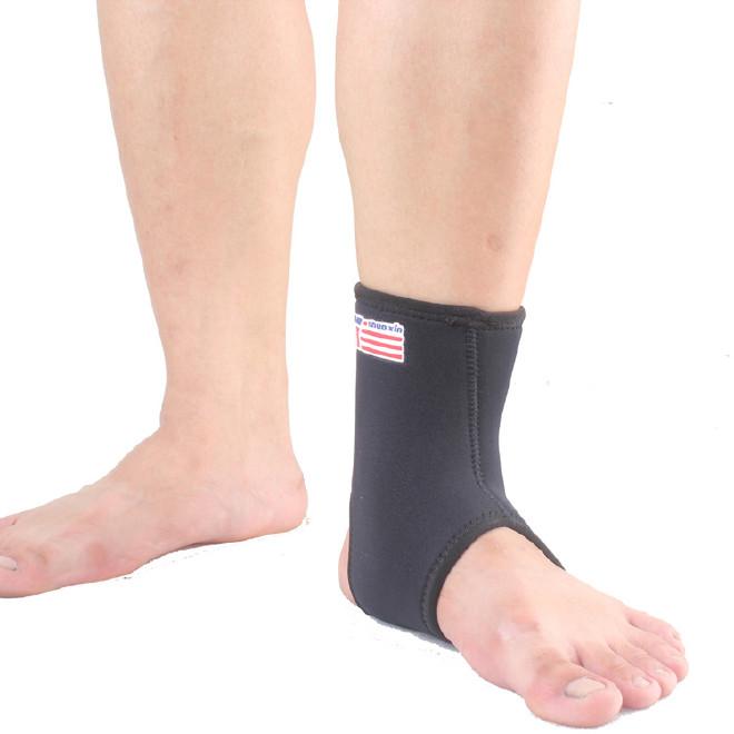 碩鑫經典籃球足球排球防扭傷護踝SX562 黑色 一只裝