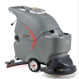 高美GM50B手推式自动洗地机 电瓶式洗地机 自动洗地机 快捷灵便,可靠耐用