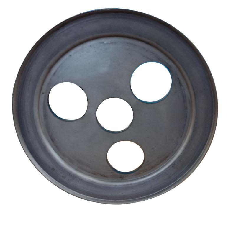 厂家直销单槽 V型 劈开式 旋压皮带轮、可加工定制示例图4