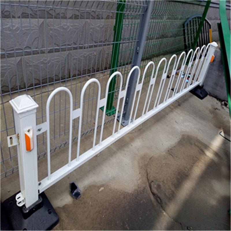 马路道路隔离护栏 交通设施人行道护栏 京式护栏