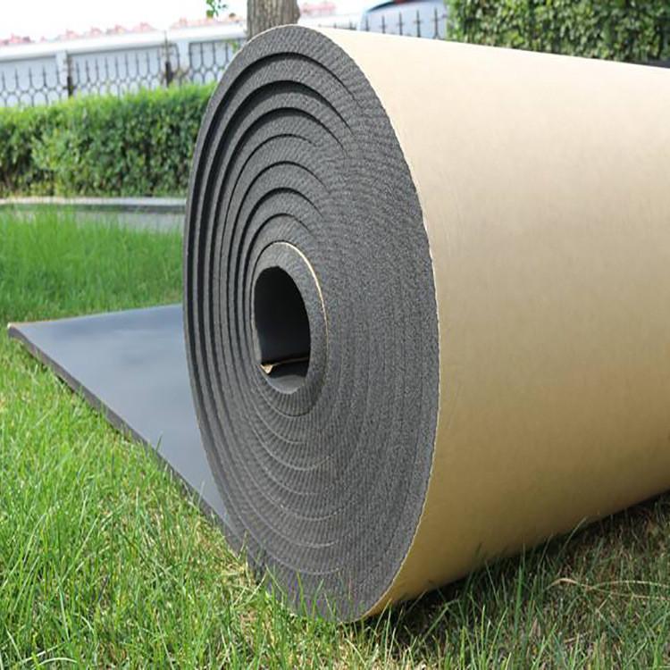 赢胜牌 风管专用橡塑板 橡塑保温板 橡塑海绵板