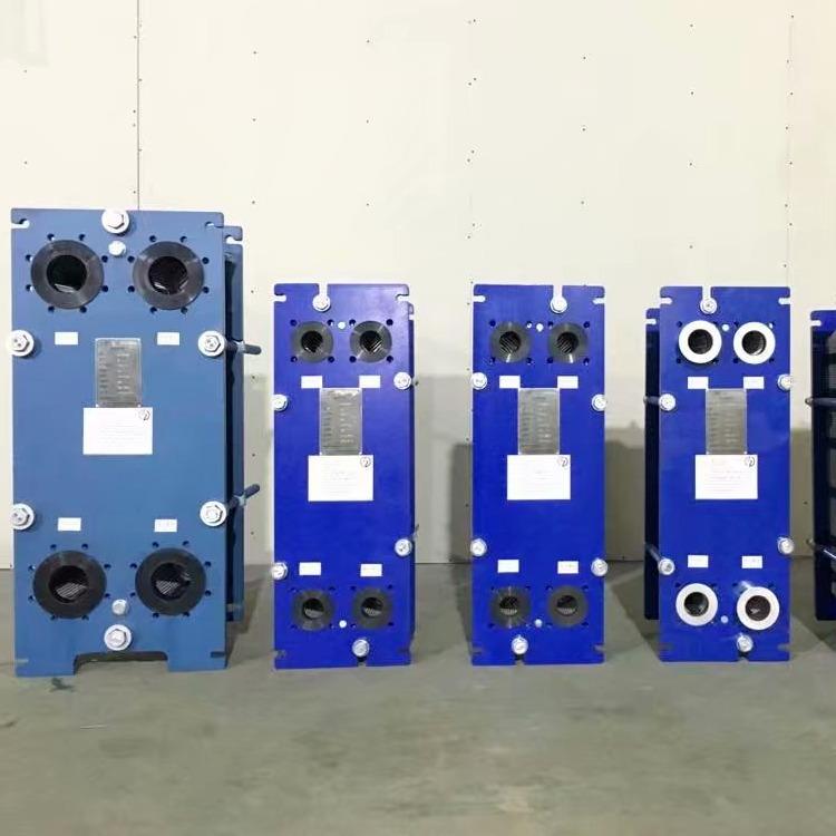 徐州赫普斯機器冷卻板式換熱器配件更換