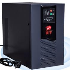 商宇UPS不間斷電源GW906H 商宇UPS電源6KVA/4800W 延時2小時套餐
