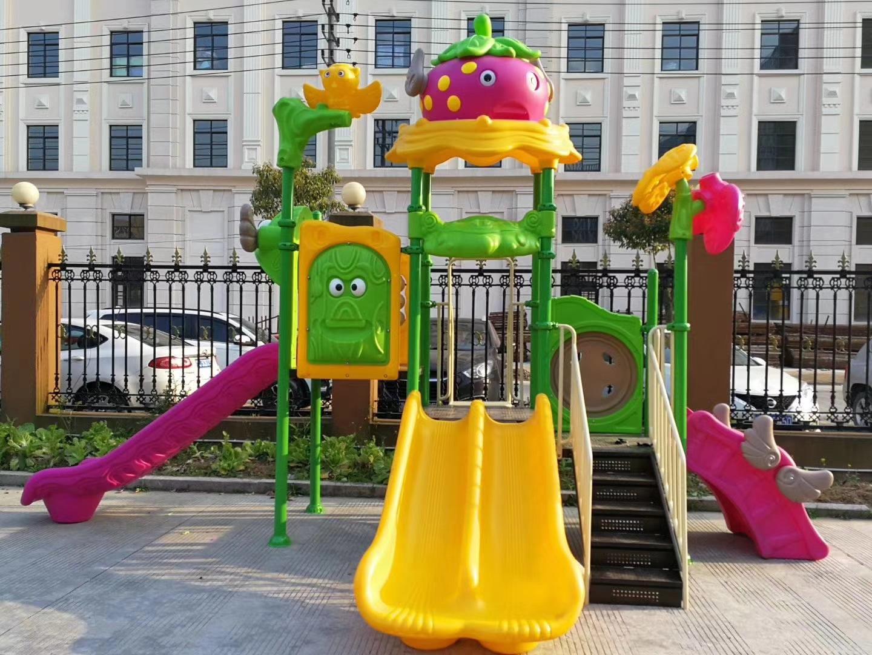 专业生产定制室外小区广场幼儿园滑梯 户外儿童乐园滑梯 物美价廉示例图16