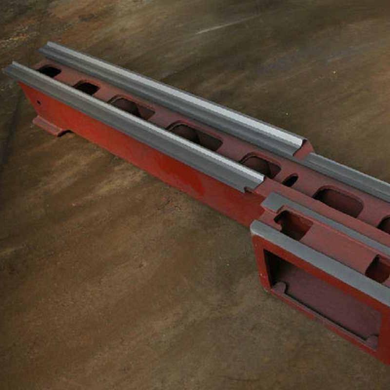 青島數控龍門銑床加工20年專注于大型零件機加工