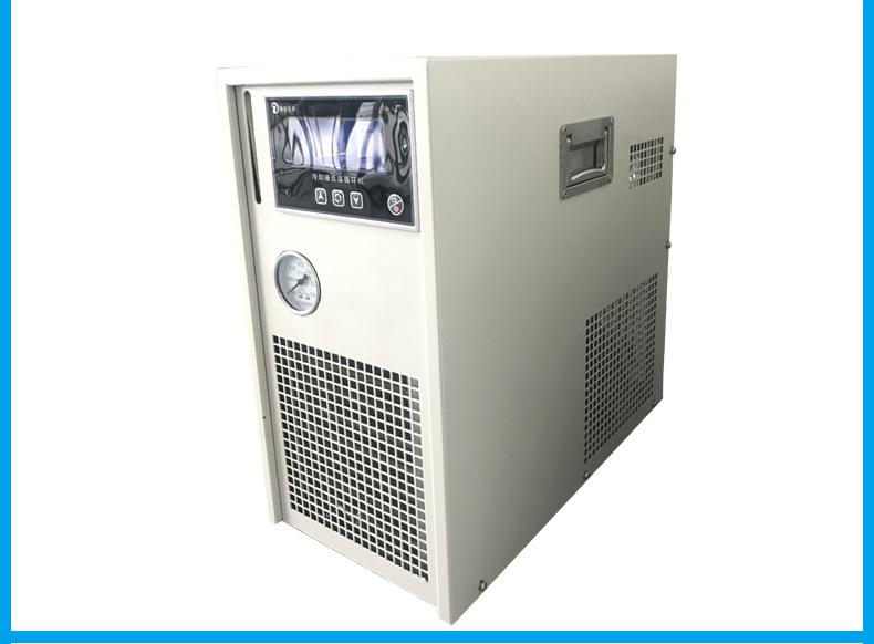 上海知信冷水机 ZX-LSJ-300D(全封闭型)冷却液低温循环机冷水机示例图6