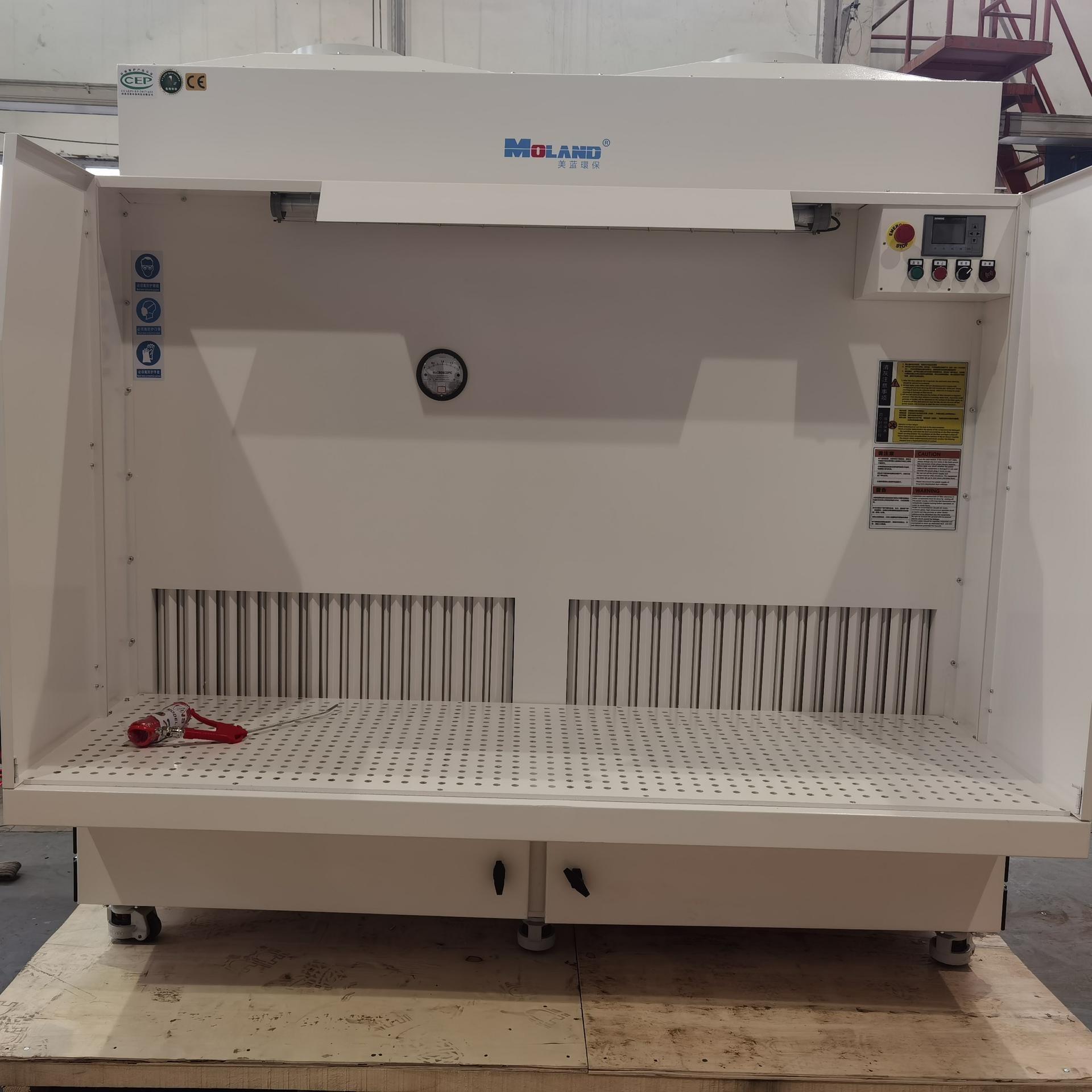 拋光打磨臺  打磨吸塵一體機    工業除塵工作臺  吸塵打磨設備