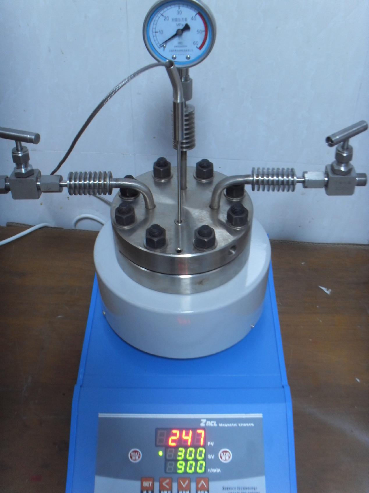 高压釜_【加氢实验室高温高压反应釜微型智能一体化多功能反应器搅拌 ...