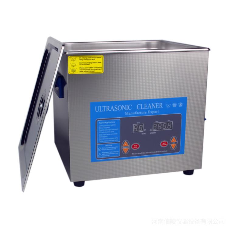 13升超声波清洗机 KQ-300DV超声波清洗机 定时加热超声波清洗器示例图1