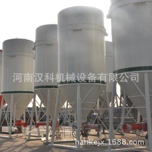 供应厂家直销安徽各地干混砂浆预拌罐 40吨砂浆罐 量大从优示例图10