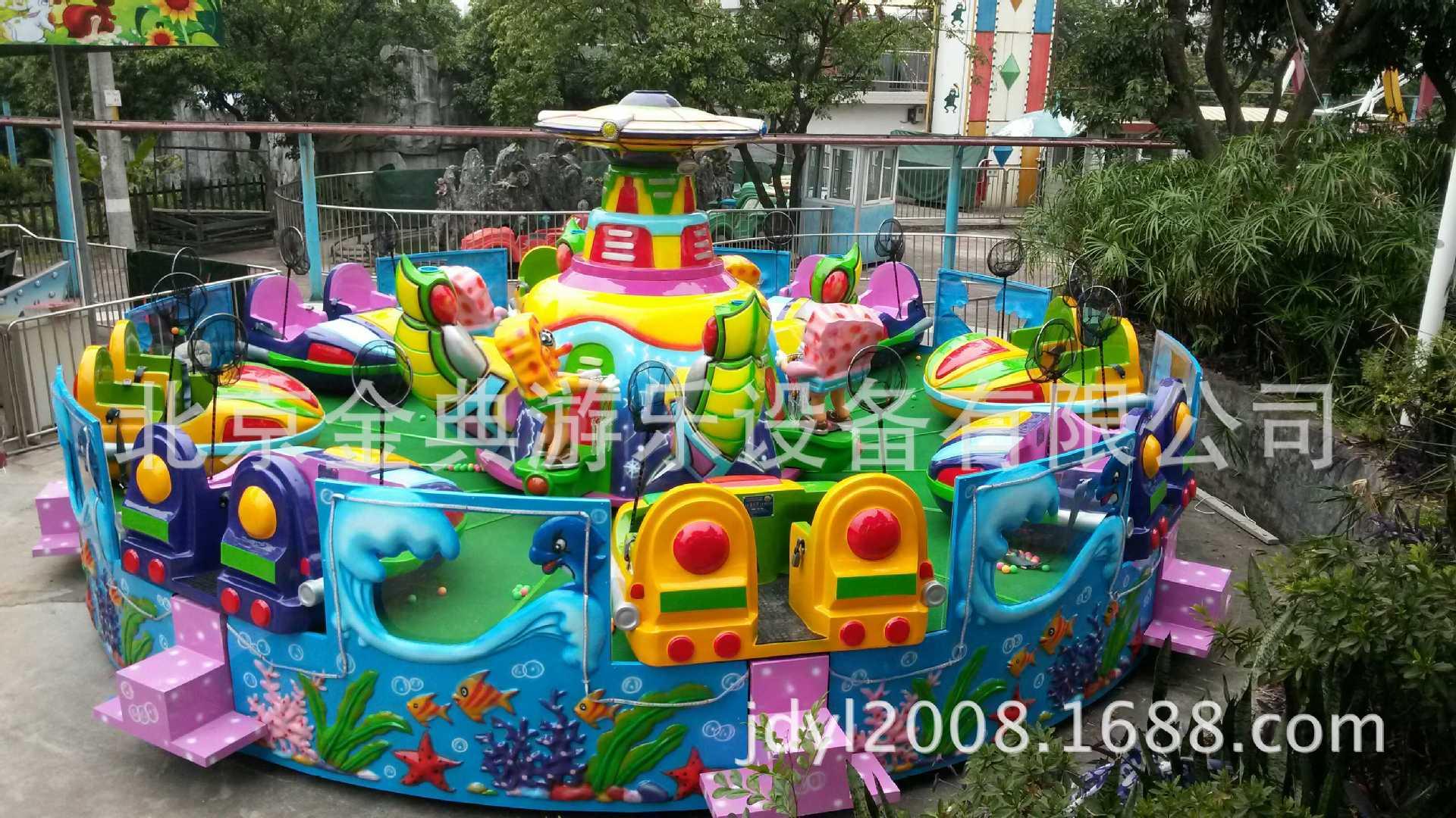 儿童游乐设备 亲子游乐设备 商场游乐设备 五彩魔幻球示例图2