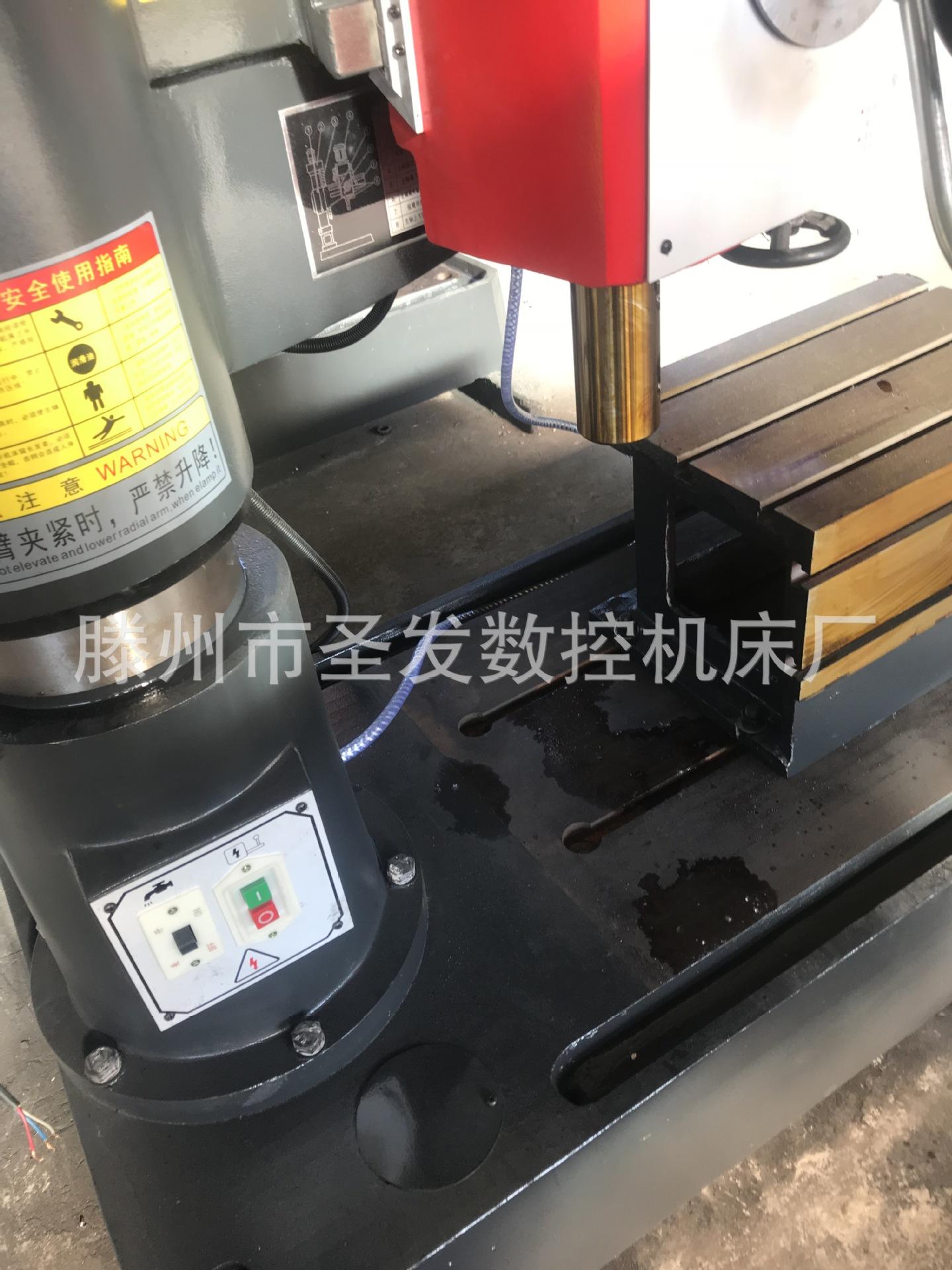 供应35摇臂钻Z3035摇臂钻床质量好价格低滕州生产摇臂钻的厂家示例图7