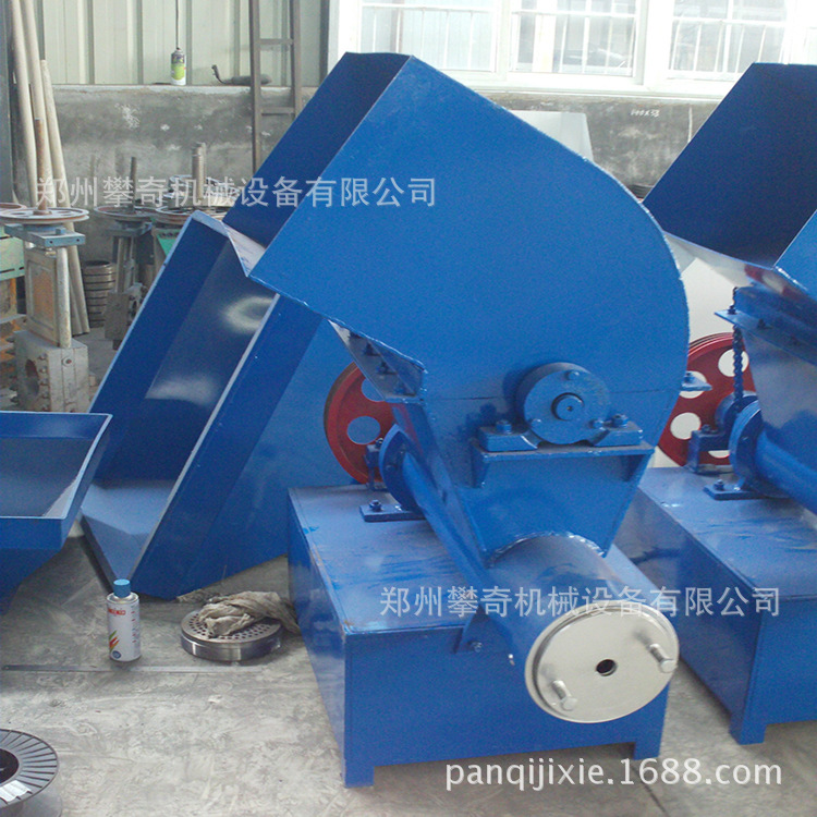 泡沫粉碎化坨一体机泡沫块料机废旧泡沫造坨机可到付示例图5