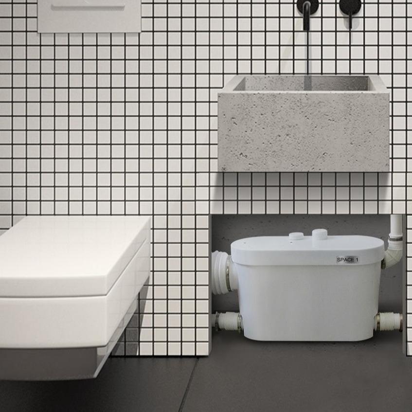 別墅地下室安裝衛生間