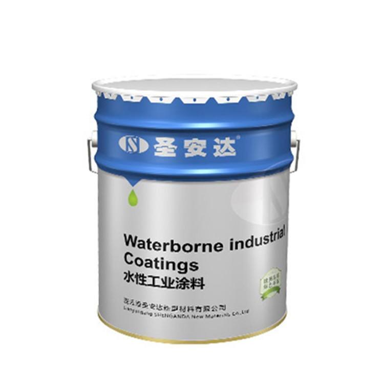 圣安達 水性醇酸防銹底漆SAD-1901 水性防腐涂料  水性醇酸漆  裝飾涂料品牌