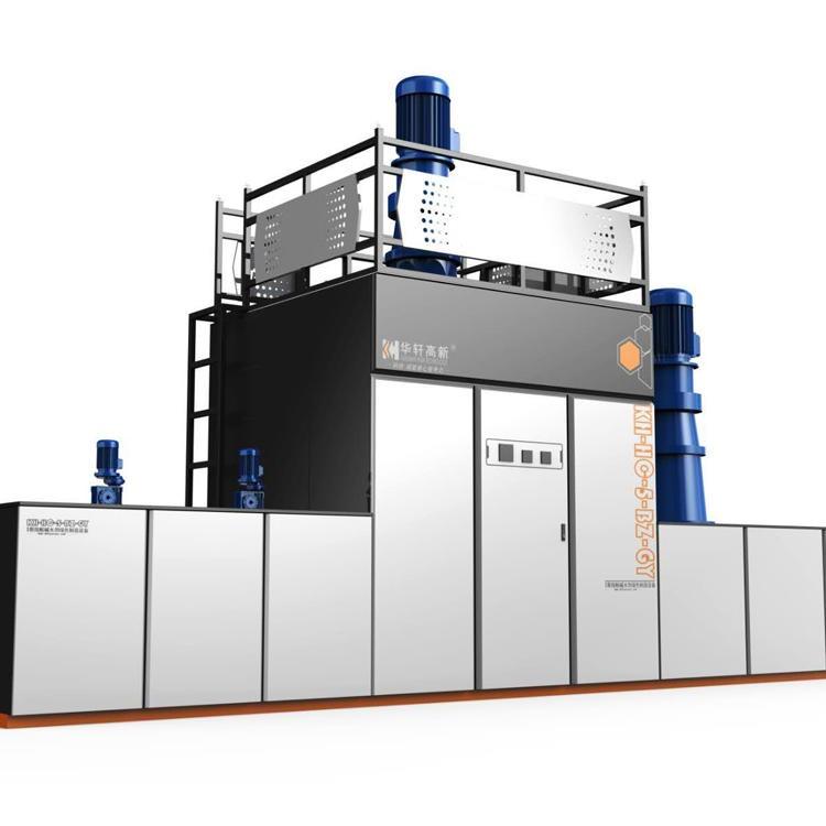 華軒高新 聚羧酸生產設備 混凝土減水劑生產設備 減水劑生產廠設備 減水劑成套設備