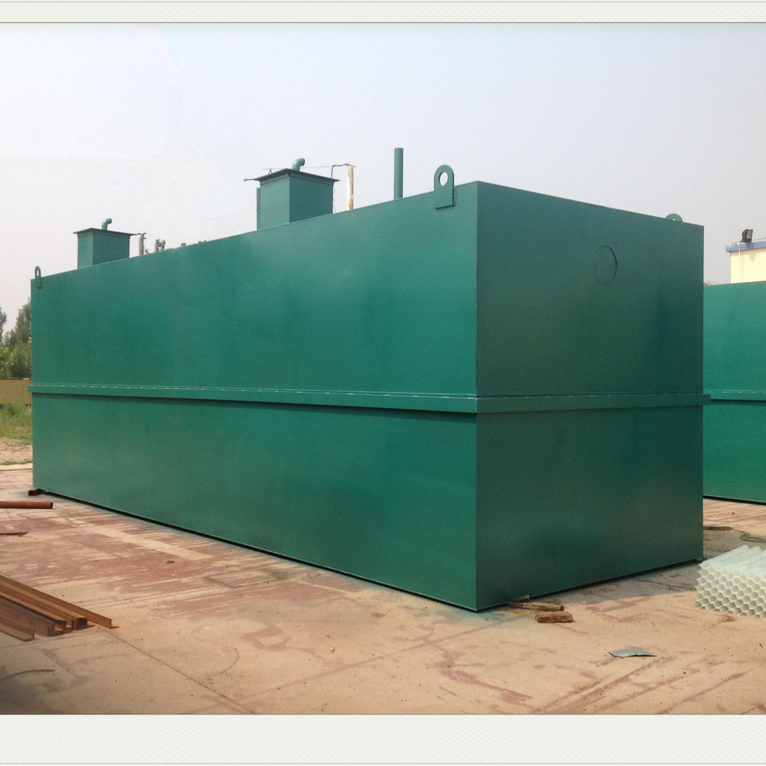 美麗鄉村建設污水處理設備價格優惠