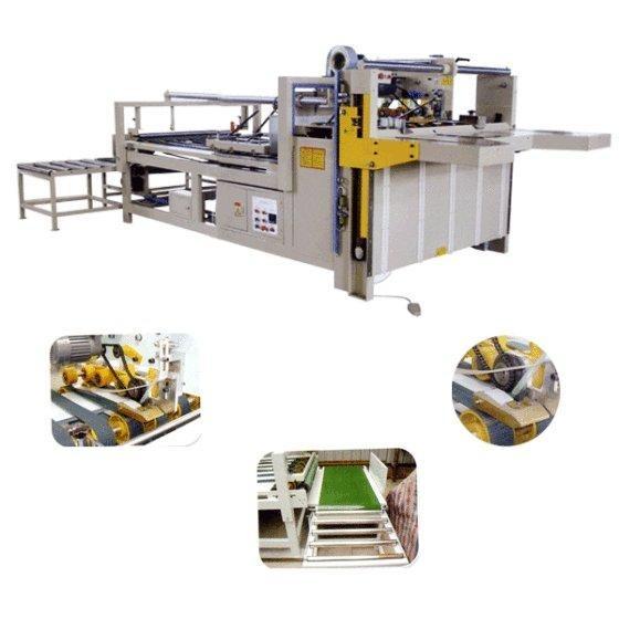 全自动粘箱机  XY-2400型全自动粘箱机  鑫亿半自动粘箱机,半自动糊盒机,粘箱机直销