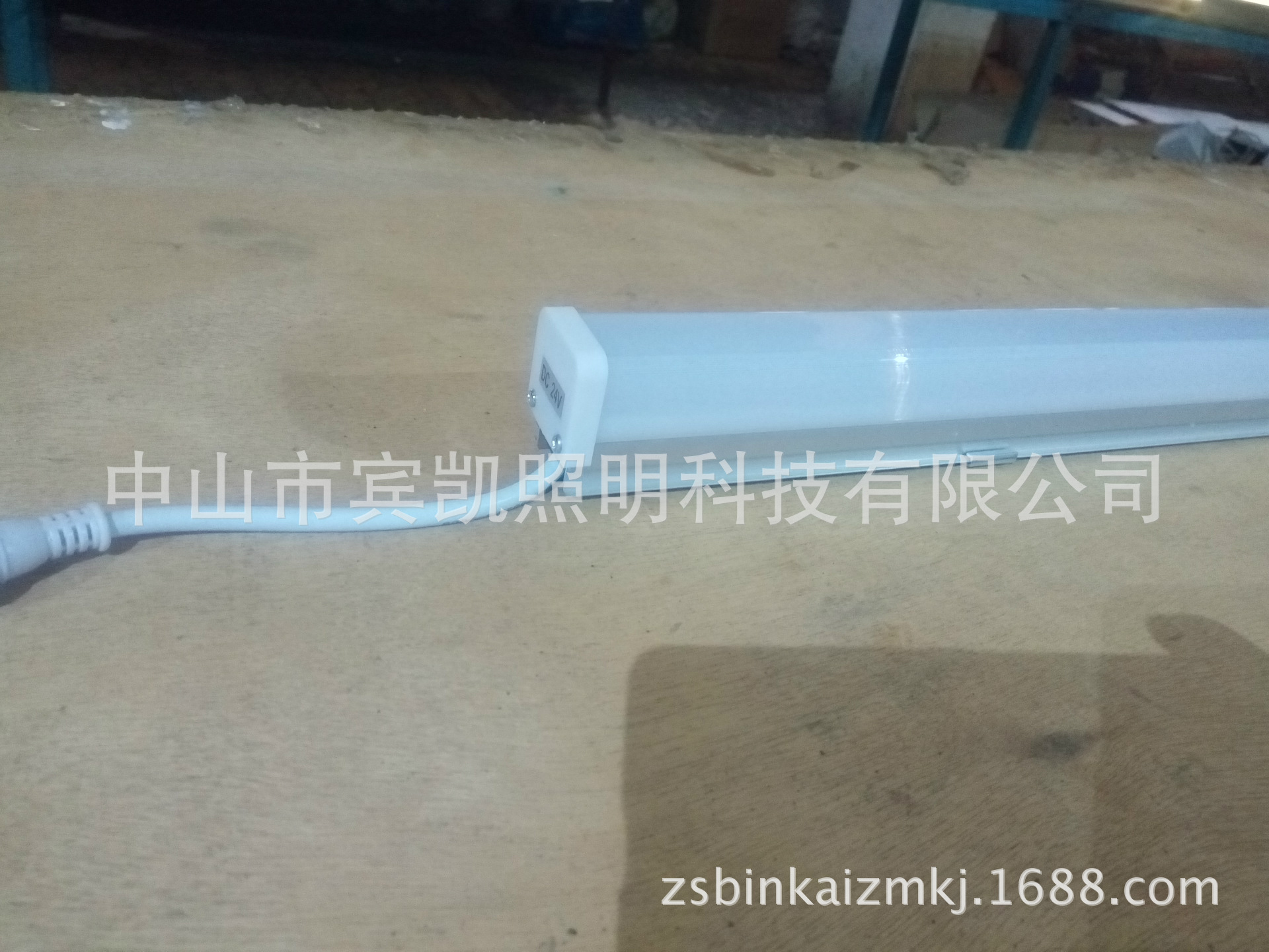铝材LED护栏管 护栏管 led轮廓灯铝壳灌胶LED护栏管方型护栏管示例图5