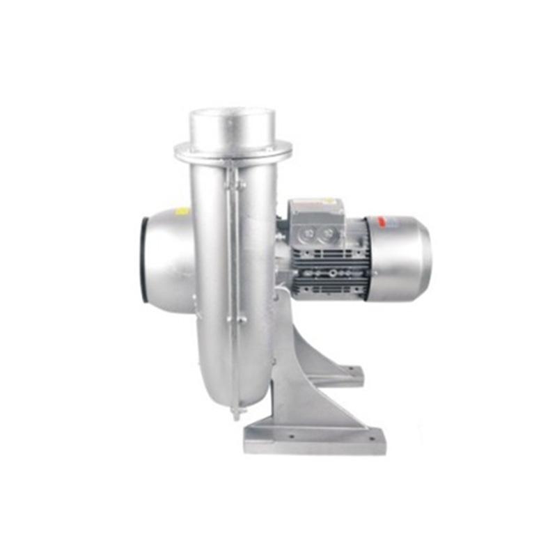 TB150-10  7.5KW透浦式鼓風機 燃燒機專用鼓風機 耐高溫中壓風機示例圖8