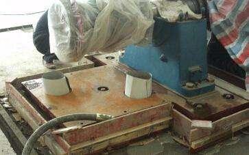 青海高强无收缩灌浆料厂家供应  新曼联自密实灌浆料