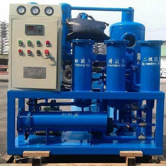 博威TYA系列潤滑油真空濾油機
