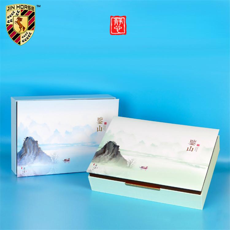 永延包装 茶叶礼盒 茶叶包装盒水果 龙珠茶叶包装盒