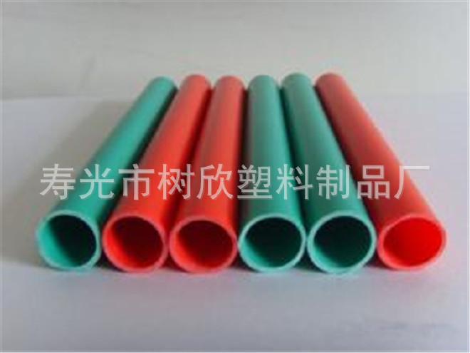 厂家供应 装饰用PVC管 彩色塑料管材 家用装修管 品质保障示例图23