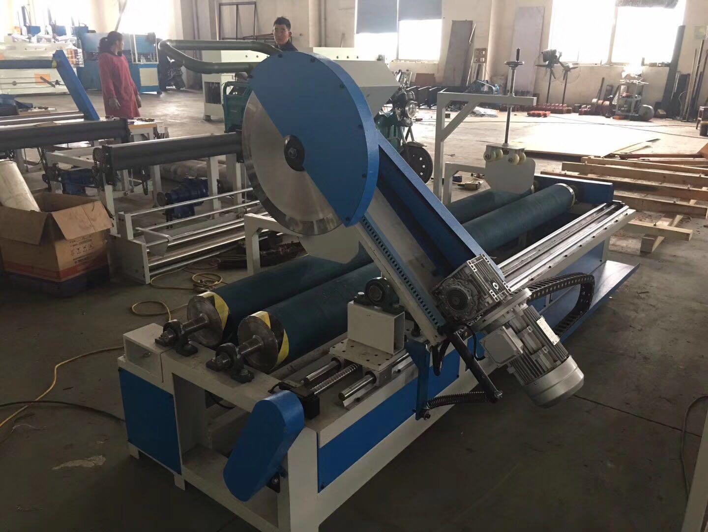 全自動分切機 面料分切 家紡切邊設備H1800 廠家供應 江蘇圣頓機械分切機生產廠家 支持在線定制示例圖6
