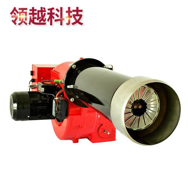 定制大卡燃燒機天然氣鍋爐燃燒器燃油燃燒器120W大卡/小時卡燃油