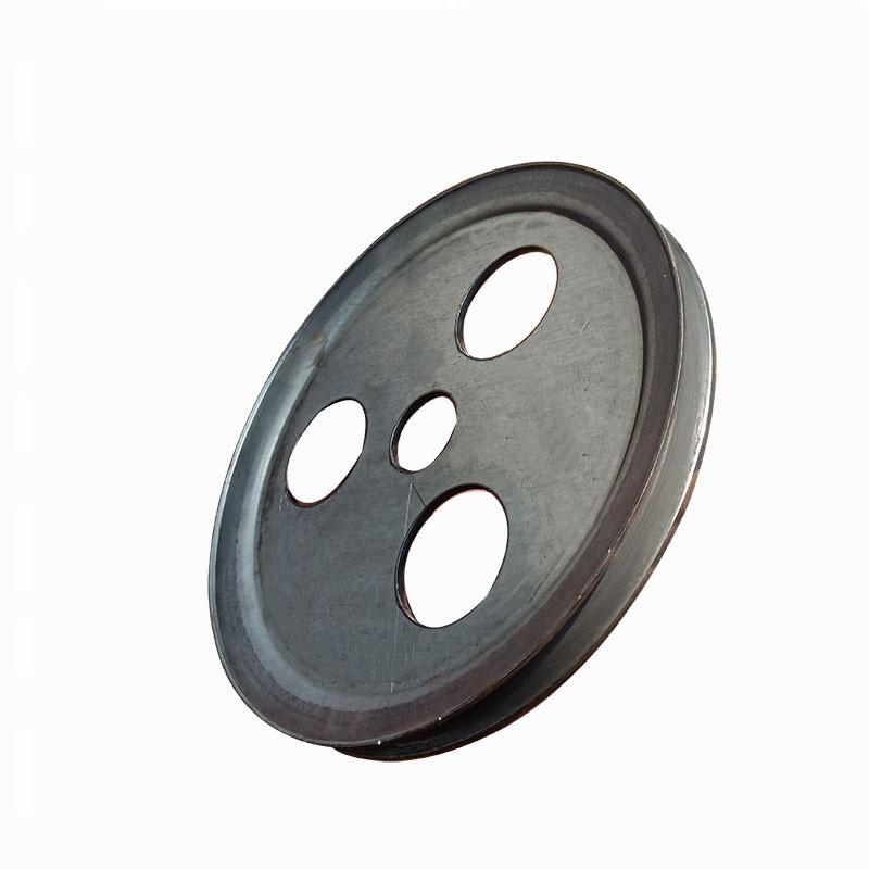 机械设备专用单槽劈开式皮带轮 规格齐全 支持定做示例图2