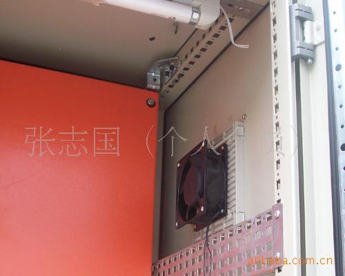 鑫華廠家直銷低壓配電柜鈑金 配電輸電設備威圖機柜 定制款plc控制柜xh619