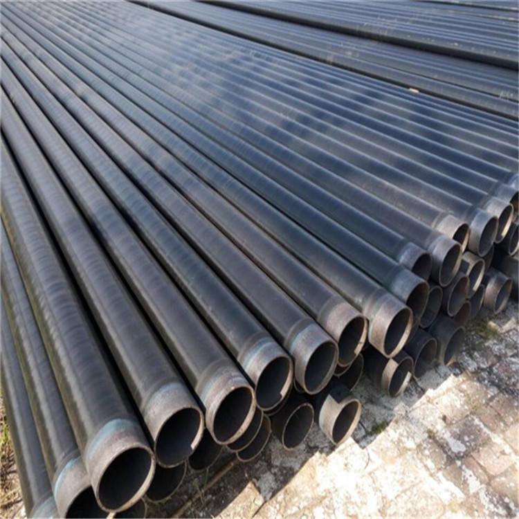 天然氣防腐鋼管 石油輸送用3pe防腐鋼管出廠價格