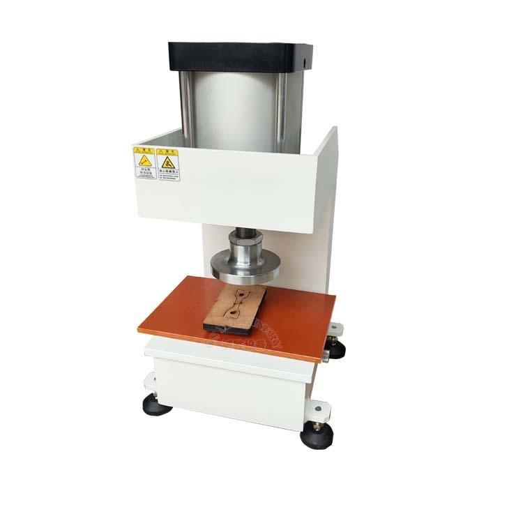 诚胜 切片机 CS-6093小型气动式切片机 实验室材料试样载样机 橡胶冲片机