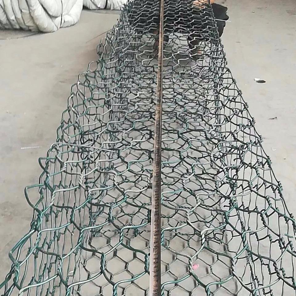 包塑铅丝笼厂家直销 优质石笼网箱厂家 现货供应生态石笼网实力厂家