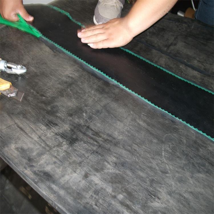 洛阳瑞塔橡胶丨220mm普通皮带修补胶条  3.2*220*10000mm示例图4