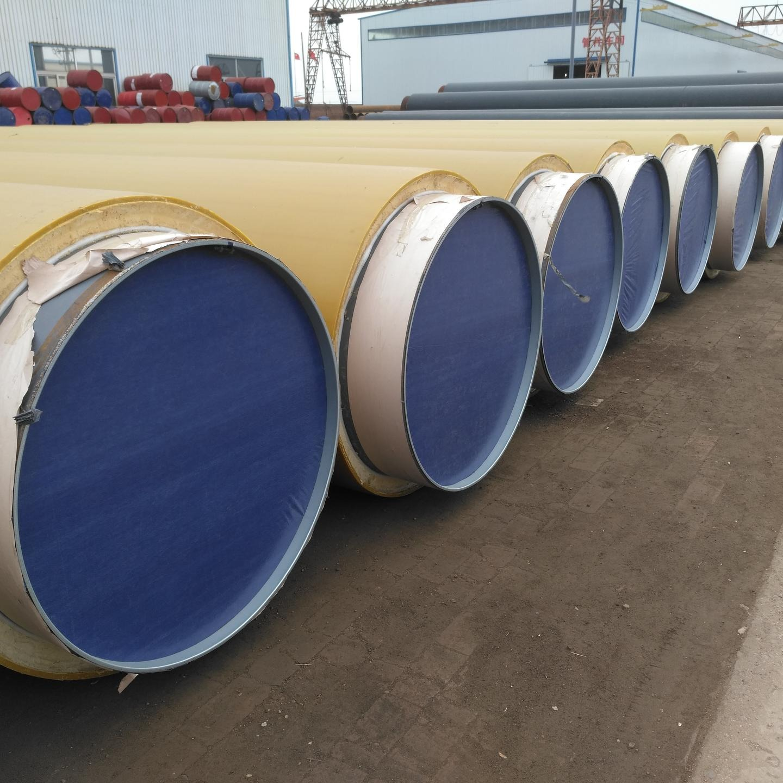 塑套钢直埋保温管性能特点,直埋预制式保温管