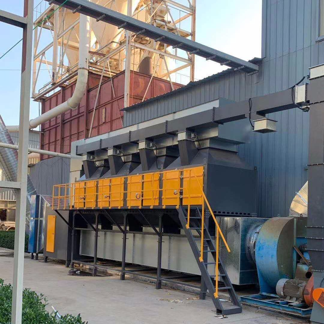催化燃燒設備 廢氣處理成套設備 催化燃燒  星碩供應