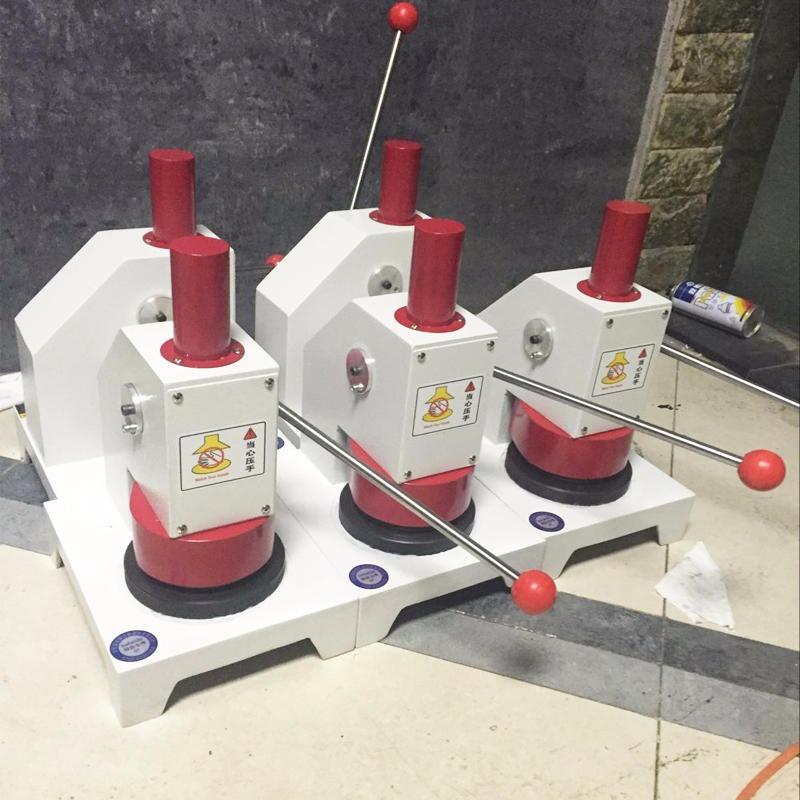 博莱德     BLD-625   厂家批发代发货原纸定量取样器 纸箱克重取样仪 旋转式圆盘取样器