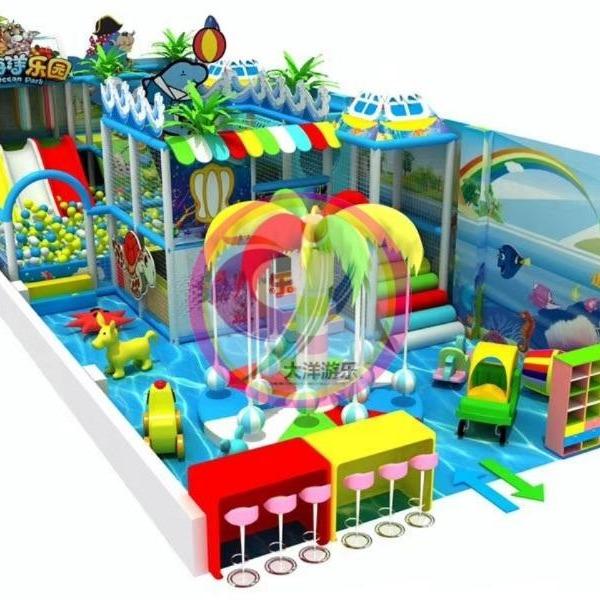 郑州亲子乐园淘气堡项目_新款游乐淘气堡_室内淘气堡大洋供应商